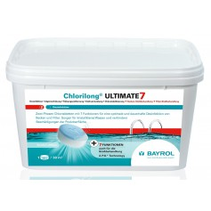 Chlorilong Ultimate7 Bayrol 4,8kg
