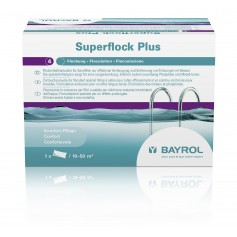 Superflock Plus Bayrol 1 kg - Flockungsmittel