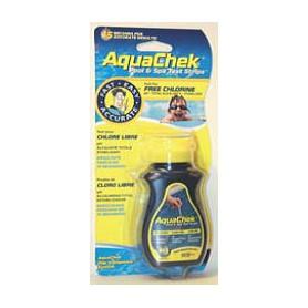 Aquacheck jaune 4 en 1 pour Chlore