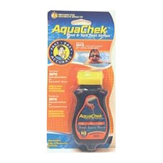 Tester Aquachek Orange 3-in-1 aktiv-Sauerstoff