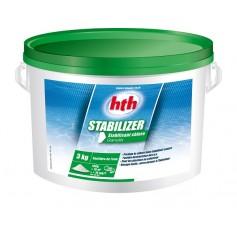 HTH Stabilisator 3kg - Chlor-Stabilisator