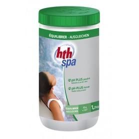 HTH Spa pH-Plus 1,2kg - Poudre