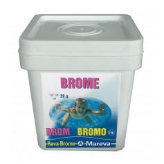 Brom Tabletten 20g - Reva - Brome 5kg