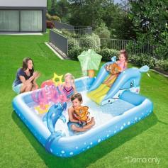 Piscine gonflable Fantastic Aquarium Play Pool Bestway