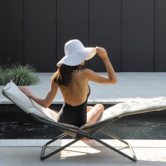 Bayanne Lounge Stuhl Lafuma Mobilier