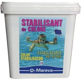 Stabilisant du chlore 5kg - Reva-Klor Stab