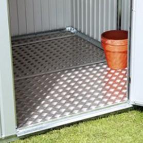 Aluminiumbodenplatte für HS und H1