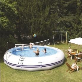 Zodiac Original oberirdischer Pool rund Winky 5/ 105 diam ext 6,30m