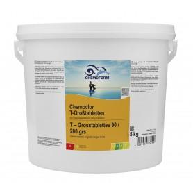 Multifunktionschlor 5 kg in 200 g Tabletten Chemoform