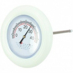 Boje schwimmende thermometer