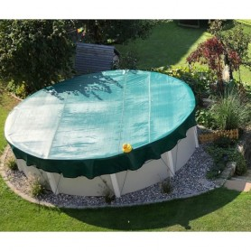 Überwinterungsnetz für runden oberirdischen Pooldurchmesser 5.49 m
