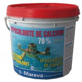 Calciumhypochlorit 5 kg - granuliertes Schockchlor