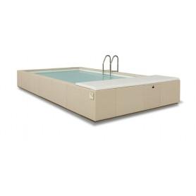 Laghetto Classic 24 oberirdischer Pool - Wasserabmessungen 2,80 x 4 m - Patrone