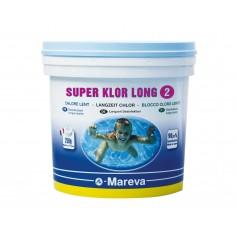 Chlore lent 5kg - Reva-Klor lent Mareva