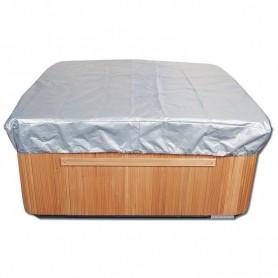 Housse de protection de couverture de spa 2,4x2,4m